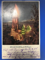 1905 Munster-Beleuchtung Zu Freiburg I. Brisgau - Freiburg I. Br.