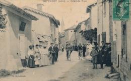 I117 - 01 - BEYNOST - Ain - Grande Rue - France