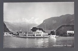 S.M. Schwyz Vierwaldstättersee Bateau Schiff - Paquebots