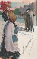 Cartolina - Postcard / Non Viaggiata - Unsent /  Donnina. - Women