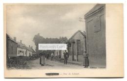 Rubempré, Somme - Rue De Lahaut - CPA - France