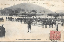 25/10     25   Besançon     4° D'artillerie    Départ De Batteries à Cheval   (animations) - Besancon