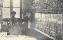 L'Atelier Du Tisseur à St Saint-Etienne - L'Emoucheteuse - Edition Joannès Merlat, Carte N° 620 - Saint Etienne