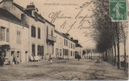 44 BASSE-INDRE Vue D'une Rue - Basse-Indre