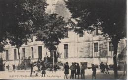 17 SAINT-JEAN-d'ANGELY  Le Collège - Saint-Jean-d'Angely