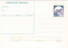 Italy CP 57 1984 Bardi Castle , Cartolina Postale,mint - 6. 1946-.. Republic