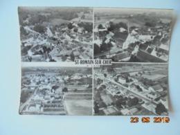 Saint Romain Sur Cher. CIM C4 Multivues Aeriennes - Autres Communes
