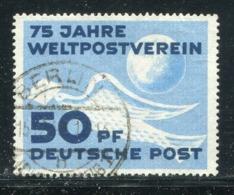 DDR / 1949 / Mi. 242 O (25180) - Usados