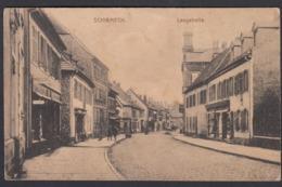 CPA 67 -  SCHIRMECK, Langstrasse - Schirmeck