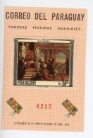 """Paraguay-1967-Tiepolo-""""de La Rue De Colombie""""..MI  B103***MNH - Religieux"""