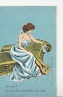 Cartolina - Postcard / Non  Viaggiata - Unsent /  Donnina. - Frauen