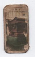 Ticket De Pesée Illustré/TOMBEAU De NAPOLEON/ Sté Anonyme Française/75 Rue La Condamine/Paris/  Vers 1900-1930   PARF203 - Parfum & Kosmetik