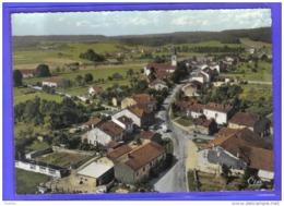 Carte Postale 88. Dounoux   Vue D'avion  Trés Beau Plan - France