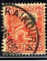 NOUVELLE-ZÉLANDE 113 // YVERT 196 // 1935 - Used Stamps