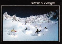 73 Savoie Olympique Ballet Dans La Poudreuse N°BN/5106 BE - Chambery