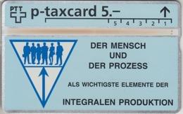 SUISSE - PHONE CARD - TAXCARD-PRIVÉE ***  LANDIS & GYR *** - Schweiz