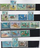 British Indian Ocean Territory    .    SG     .    16/30        .     O     .  Gebruikt    .     /    .    Cancelled - Grossbritannien (alte Kolonien Und Herrschaften)