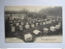 Rucher De Mr Mérand, Apiculteur à VELESMES ( Haute-Saône ) - Other Municipalities