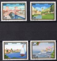2001 ITALIE  N** 2484 A 2487  MNH - 1946-.. République