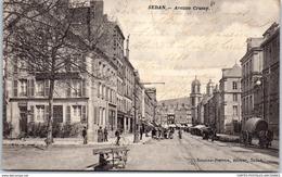 08 SEDAN - Vue De L'avenue De Crussy. - Sedan