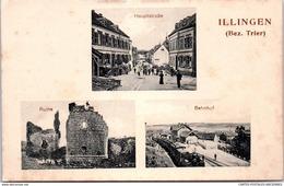 Allemagne - SARRE - Gruss Aus ILLINGEN - Other