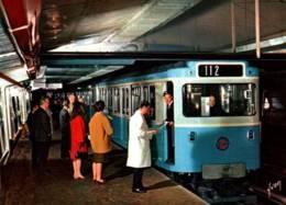 CPM - PARIS - LE METRO ... - U-Bahnen
