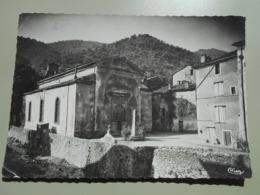 GARD VALLERAUGUE MONUMENT AUX MORTS TEMPLE PROTESTANT - Valleraugue