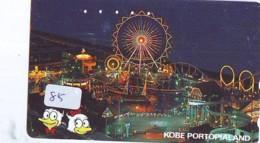 Télécarte - Parc D'attractions - Montagne Russe - ROLLER COASTER (85)– ACHTBAAN Pretpark - ACHTERBAHN Vergnügungspark - Jeux
