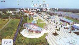 Télécarte - Parc D'attractions - Montagne Russe - ROLLER COASTER (120)– ACHTBAAN Pretpark - ACHTERBAHN Vergnügungspark - Jeux