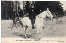 La Grande Guerre 1914 - Le Général PAU, Le Glorieux Mutilé De 1870    (117004) - Characters
