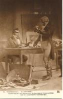 """CPA - T.CHARTRAN - """"CUVIER REUNIT LES DOCUMENTS …""""- Edition A.Noyer / N°10 (Thème Médecine) - Peintures & Tableaux"""
