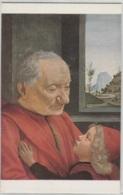 CPA - GRILLANDAJO D. - Portrait D'un Vieillard Et De Son Petit-fils - Edition Nomis - Paintings