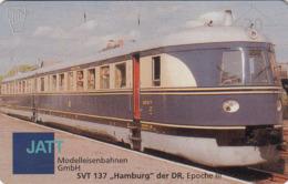 AUSTRIA - JATT SVT 137 Modellspielwaren (Train) , F465 , Tirage 885, 09/99 - Oostenrijk