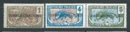 OUBANGUI  N°  1...4  *  TB  1 - Unused Stamps