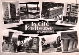 CPSM - MARSEILLE - LA CITE RADIEUSE - Architecte LE CORBUSIER - Multivues ... - Marseille