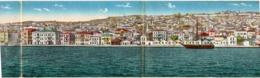 Souvenir De SALONIQUE ( Vue Panoramique / 4 Vues ) - Grèce