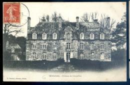 Cpa Du 22 Sévignac Château De Limoëllan    LZ57 - Otros Municipios