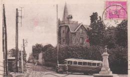BIHOREL-LES-ROUEN:STATUE DU DrCaron Et Rue Lecoq. - Bihorel