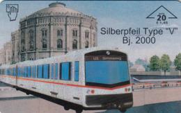 AUSTRIA - Silberpfeil Type V (Train) , F494 , Tirage 1210, 03/00 - Oostenrijk