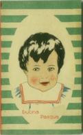SCATTINA SIGNED 1910s POSTCARD - LITTLE BOY (BG457) - Illustrators & Photographers