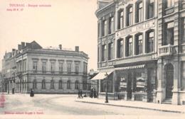 Tournai - Banque Nationale - Avec Maison Smets - Tournai