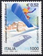 2001 ITALIE  N** 2471  MNH - 1946-.. République