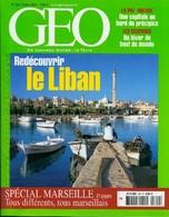 Géo N°300 : Redécouvrir Le Liban De Collectif (2004) - Books, Magazines, Comics