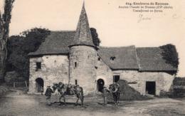 Bruz (35) - L'ancien Manoirde Blossac Transformé En Ferme. - Autres Communes