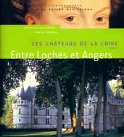 Les Châteaux De La Loire Tome II : Entre Loches Et Angers De François Collombet (1995) - Livres, BD, Revues