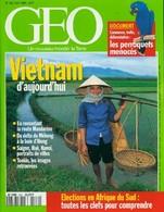 Géo N°182 : Vietnam D'aujourd'hui De Collectif (1994) - Livres, BD, Revues