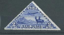 Touva    Aérien   Yvert N°  9 A  *- Ad 39822 - Tuva