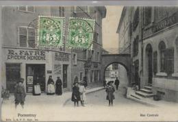 Porrentruy Rue Centale - JU Jura