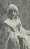 Cortège De Tournai - Marguerite D'Autriche Représentée Par La Baronne ....Photo-Phono - 2 Scans - Tournai