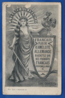 Français Plus De Kamelote Allemande - Weltkrieg 1914-18